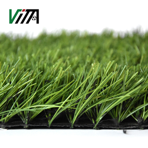 VT-JDSY50 S Shape Two Color Synthetic Football Turf Grass