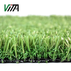 VT-MCPRO25 Soccer Sport and PE fiber Yarn count non-infill artificial grass