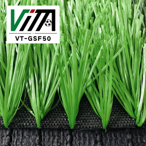 VT-GSF50 Anti-slip Soccer&Football Synthetic Turf Field Vita Grass